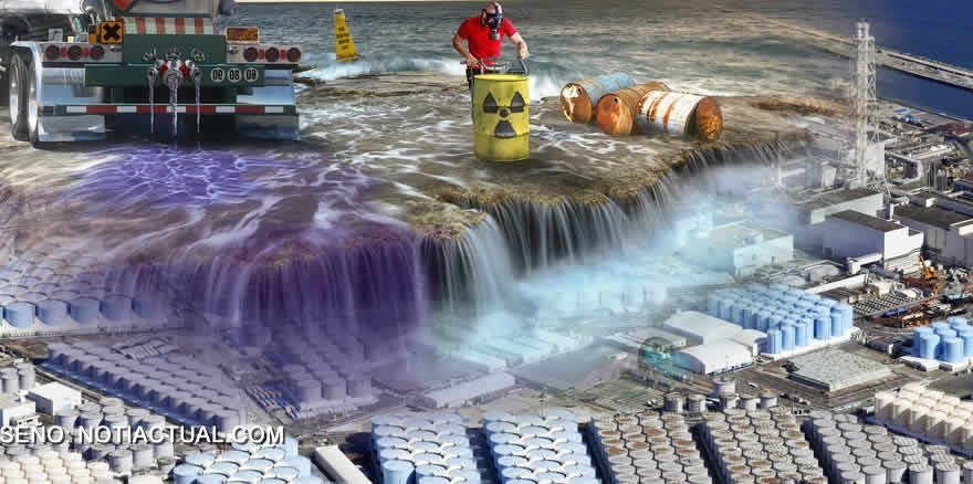 "CHINA warns: ""If Fukushima's radioactive water is not dangerous, why doesn't Japan keep it?"""