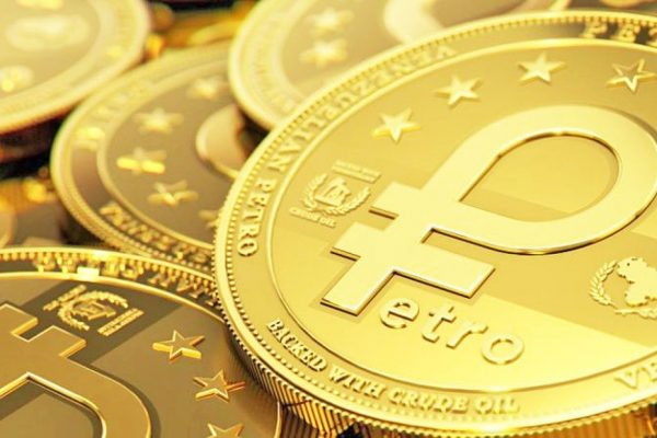El Petro cryptocurrency